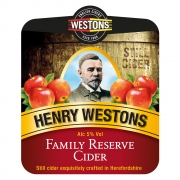 Henry Westons Family Reserve 5%