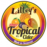 Tropical Cider 4.0%