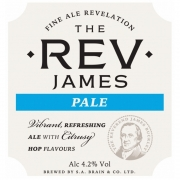 The Rev James Pale 4.2%