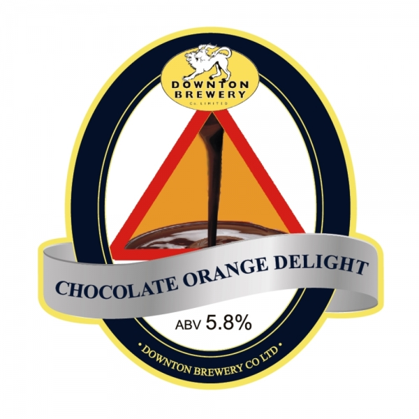 Chocolate Orange Delight