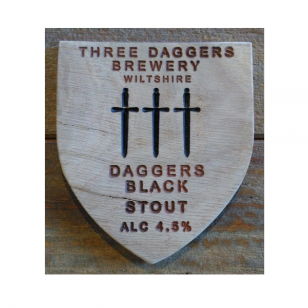 Daggers Black Stout