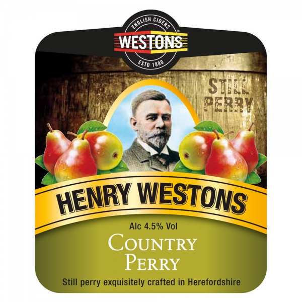 Henry Weston's Country Perry