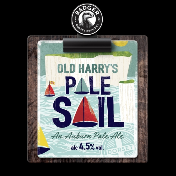 Old Harry's Pale Sail