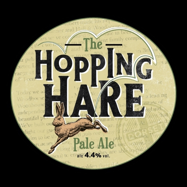 The Hopping Hare