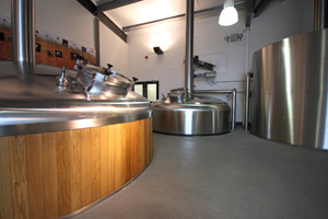 Hall & Woodhouse Brewing Plant