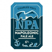 Charles Hall Napoleonic Pale Ale 6%
