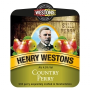 Henry Weston's Country Perry 4.5%