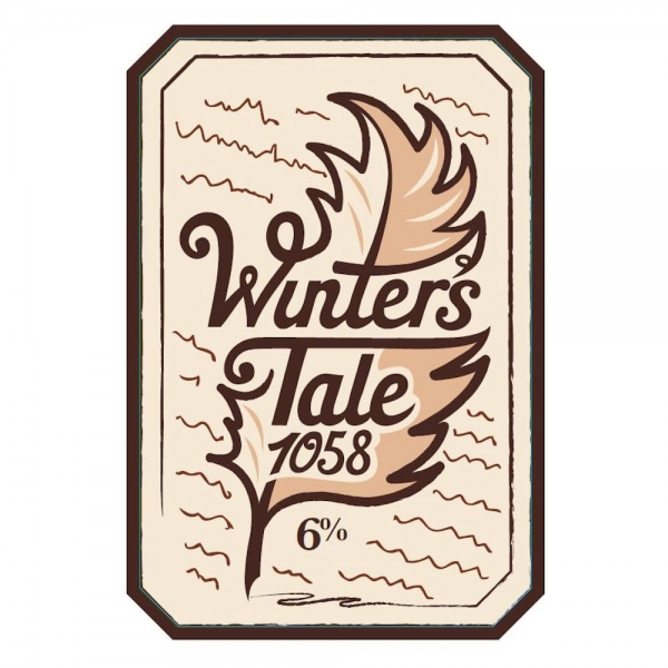 Winters Tale 1058 Strong Ale
