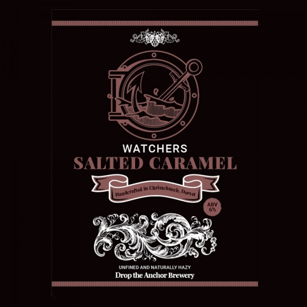 Watchers Salted Caramel Porter